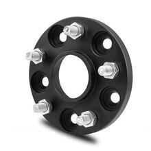 1Pcs Wheel Spacer 5x112 Mm Tire Gasket Tyre Flange Forged For V-W Golf Passat Skoda Octavia / Seat Leon MK3 Adapter