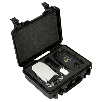 Waterproof anti-seismic Storage Box For DJI Mavic Mini RC Drone Waterproof Compact Travel Storage Hard Case Box 1121#D 1