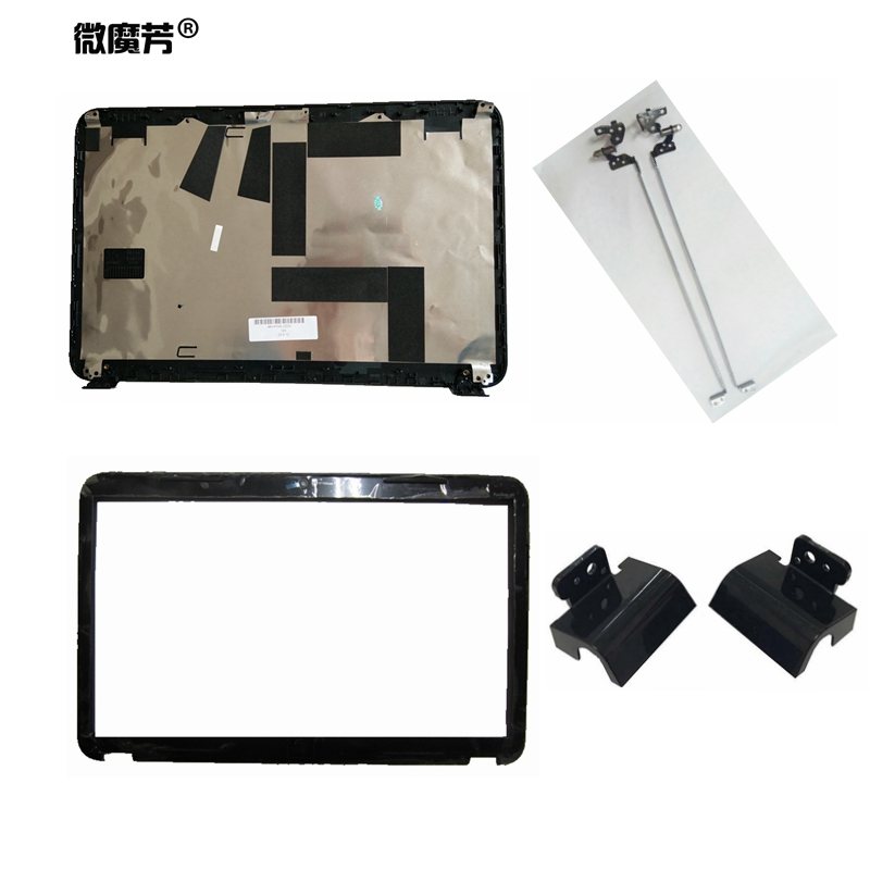 LCD TOP Cover/LCD Front Bezel/Hinges/Hinges Cover For HP Pavilion G6 G6-2000 2328tx 2233 2301ax 2313 684165-001 JTE38R36TP003