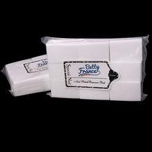 600 шт 1 упаковка профессиональные безворсовые салфетки для