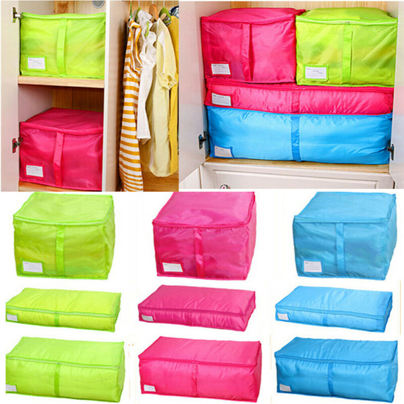 New Fashion Waterproof Packing Cubes Travel Set Storage Bags Clothes Luggage Organizer US