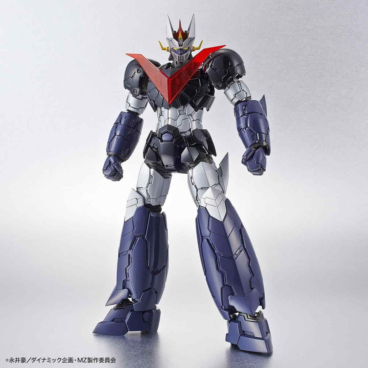 Bandai HG 1/144 büyük MAZINGER MAZINGER Z NFINITY VER Gundam mobil takım elbise monte Model kitleri aksiyon figürleri plastik Model oyuncaklar
