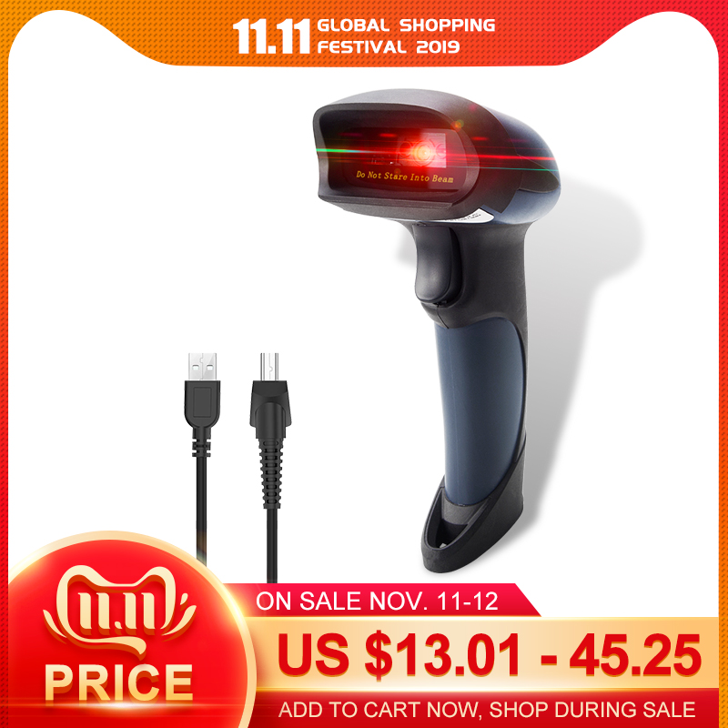 NETUM M2 Wireless Barcode Scanner AND M7 Bluetooth CCD Scanne AND M5 Wired 2D QR Reader