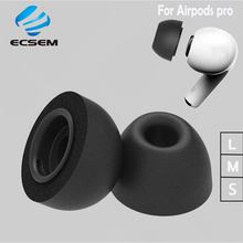 Memory Foam Ear Tips for Apple Airpods Pro Replacement Earphone EarBuds for airpods pro earplugs