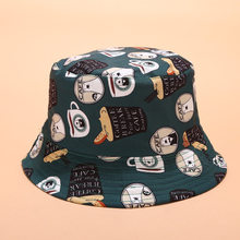 Chapeau de soleil d'été pour enfants, Chapeau de pêcheur en coton pour garçons et femmes