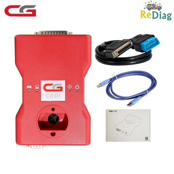 Original CGDI Prog For BMW MSV80 Auto Key Programmer+Diagnosis Tool+IMMO Security 3 in 1 MSV80 Full Version фото