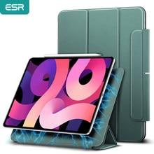 Esr ipad caso para ipad ar 4 caso 10.9 case 'Polegada 2020 magnético dobrável inteligente capa funda para ipad ar 4 4th geração tablet capa