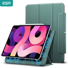 ESR iPad чехол для iPad Air/Note 4 Чехол 10,9 ''дюйма 2020 складной магнитный Смарт-Чехол Funda для iPad Air 4 4th поколения чехол для планшета