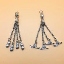 2 шт. арахиса Подвеска бусины кулон браслет ручной работы элементы ожерелья ювелирные изделия аксессуары для мужчин и женщин