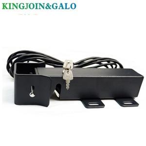 Image 5 - 스윙 게이트 용 DC24V 전기 게이트 래치 잠금 장치 이중 또는 단일 리프