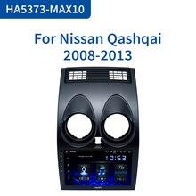 9' Dasaita IPS Touch Screen Car Multimedia Player Android 10.0 For Nissan Qashqai 2012 2013 2014 MP3 Bluetooth MAX10 Navigation