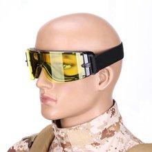 Тактические Военные пуленепробиваемые солнцезащитные очки для