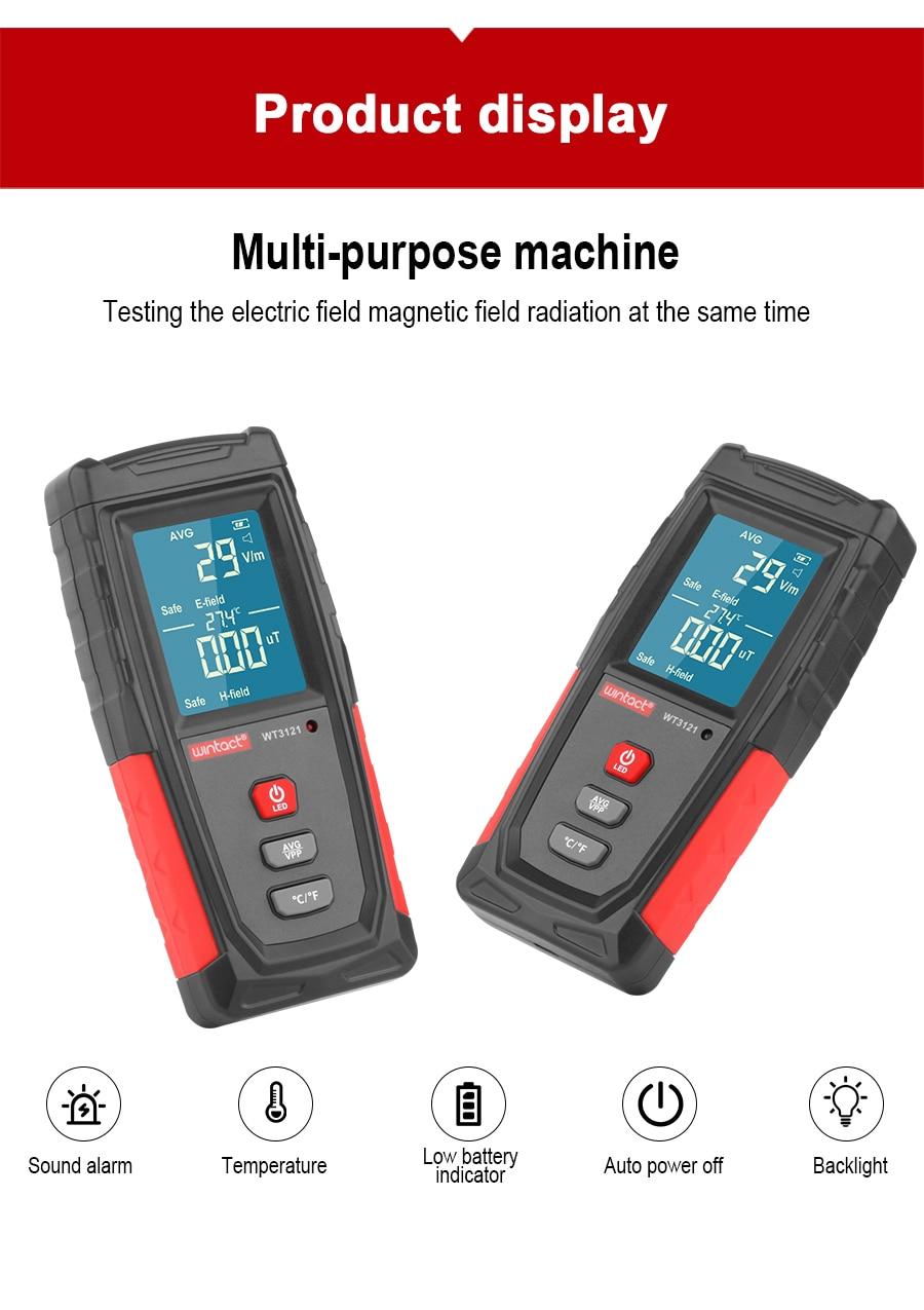 Magideal Analizador Medidor Tester Carga Bater/ía 12/V pantalla 6/LED para Bae