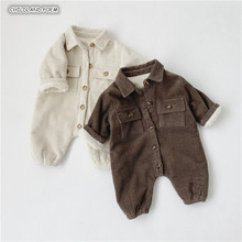 Baby Boy Romper Winter Newborn Baby Clot