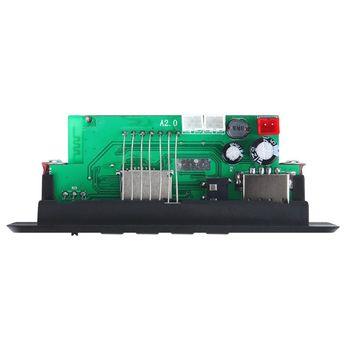 DC12V Digital Bluetooth MP3 Decode Board with 2*3W Amplifier Mini USB Aux