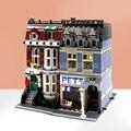 В наличии 15009 городской уличный магазин домашних животных  супермаркеты  строительные блоки  модели  Строительные кирпичи  детские игрушки  ...