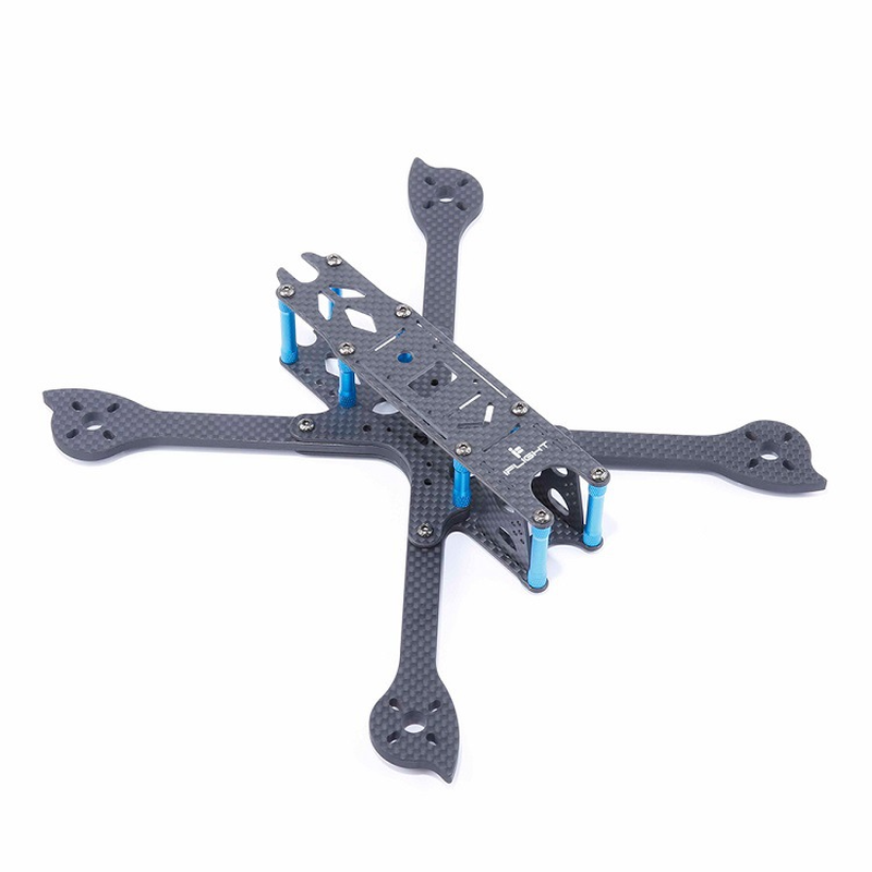 IFlight XL6 V4 275mm Long Range Freestyle Frame Kit Full Carbon Fiber for RC FPV Racing Drone-in Parts & Accessories from Toys & Hobbies    3