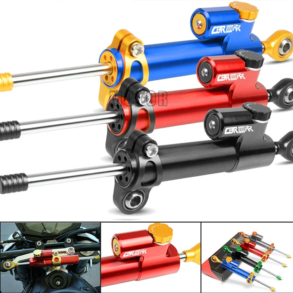 Motorcycle Accessories Adjustable Damper Steering Stabilize Safety Control For Honda CBR1000RR <font><b>CBR</b></font> 1000RR <font><b>1000</b></font> <font><b>RR</b></font> 2004-2016 <font><b>2017</b></font> image