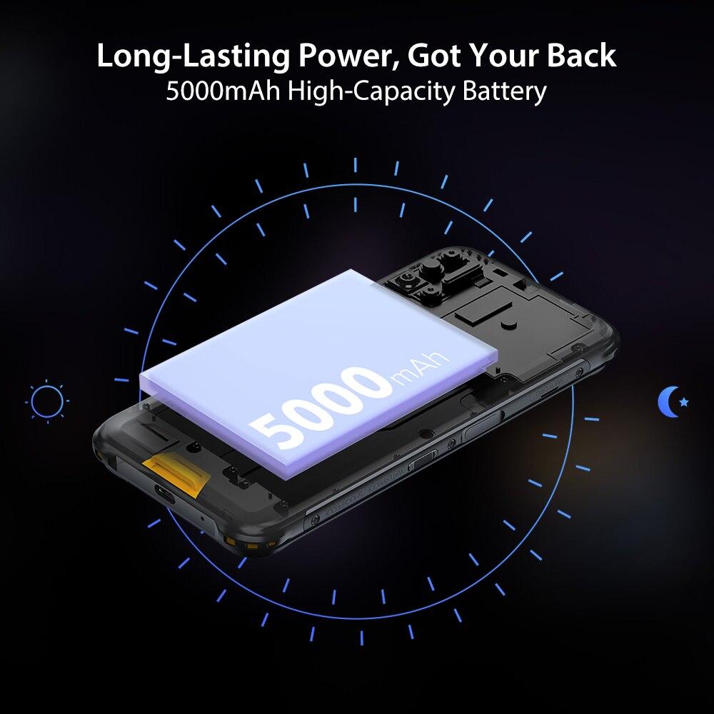 UMIDIGI BISON NFC 6GB+128GB  5