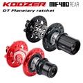 2019 KOOZER MF480 Voor Achter Hub Set 2/4 Lager 24T Ratchet 32 Gaten Quick Release Steekas Mountainbike hubs Voor 8 9 10 11S