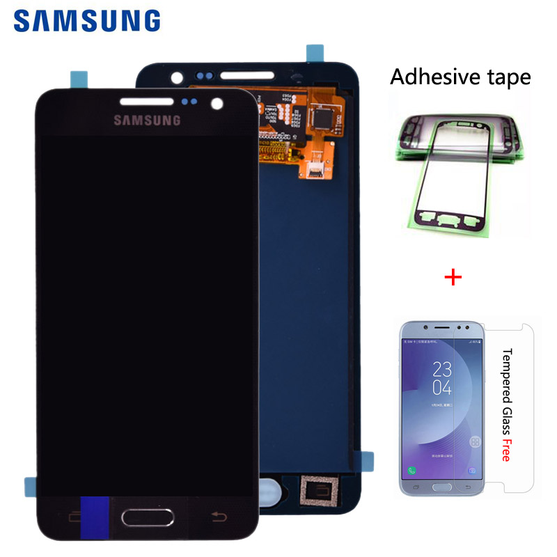 AAA For <font><b>Samsung</b></font> Galaxy A3 2015 <font><b>A300</b></font> A300H A300F A300M <font><b>LCD</b></font> Display with Touch Screen Digitizer free shipping image