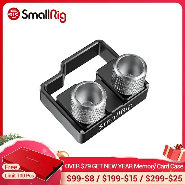SmallRig BMPCC 4 K / BMPCC 6K accesorios pinza para cámaras HDMI y USB C Cable Abrazadera para cámara 4 K BMPCC SmallRig 2254 / 2203 Cage 2246