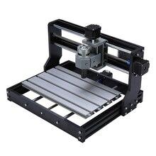 Máquina gravadora a laser CNC 3018 PRO, máquina roteadora CNC GRBL ER11, seu hobby, faça você mesmo, gravação para madeira, PCB, PVC, Mini