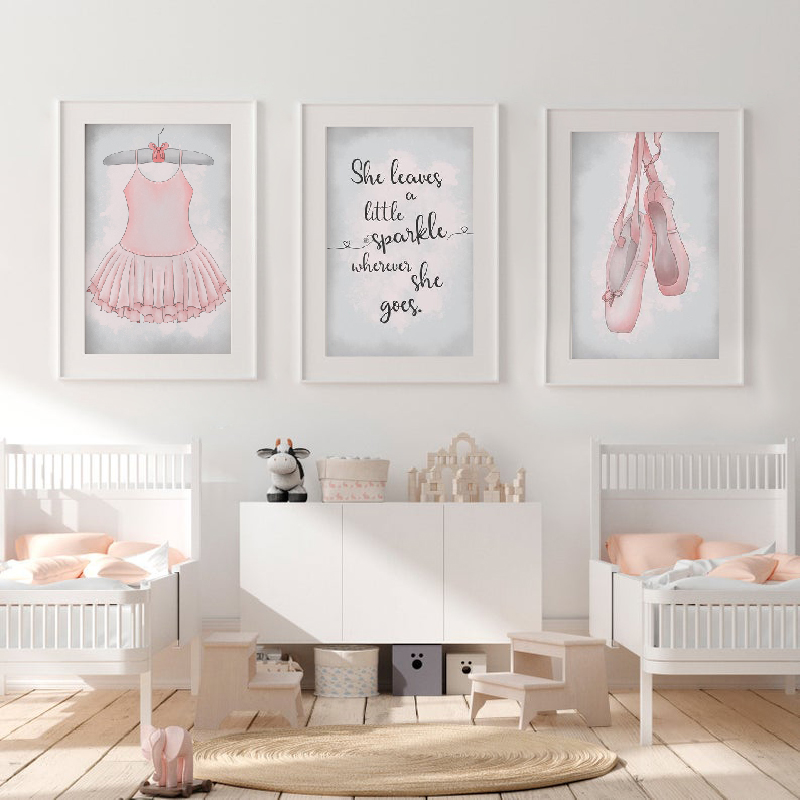 Ballet Posters And Prints S Room
