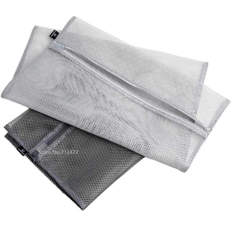 샤오미 세탁 가방 두꺼운 괜 찮 아 요 메쉬 조합 기계 워시 브래지어 가방 속옷 가방 씻어 스웨터 메쉬 가방