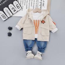 Manboy 2020 комплект детской одежды комплекты повседневной 3