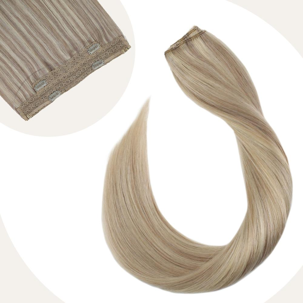 Ugeat Flip In Hair Extensions 12-22