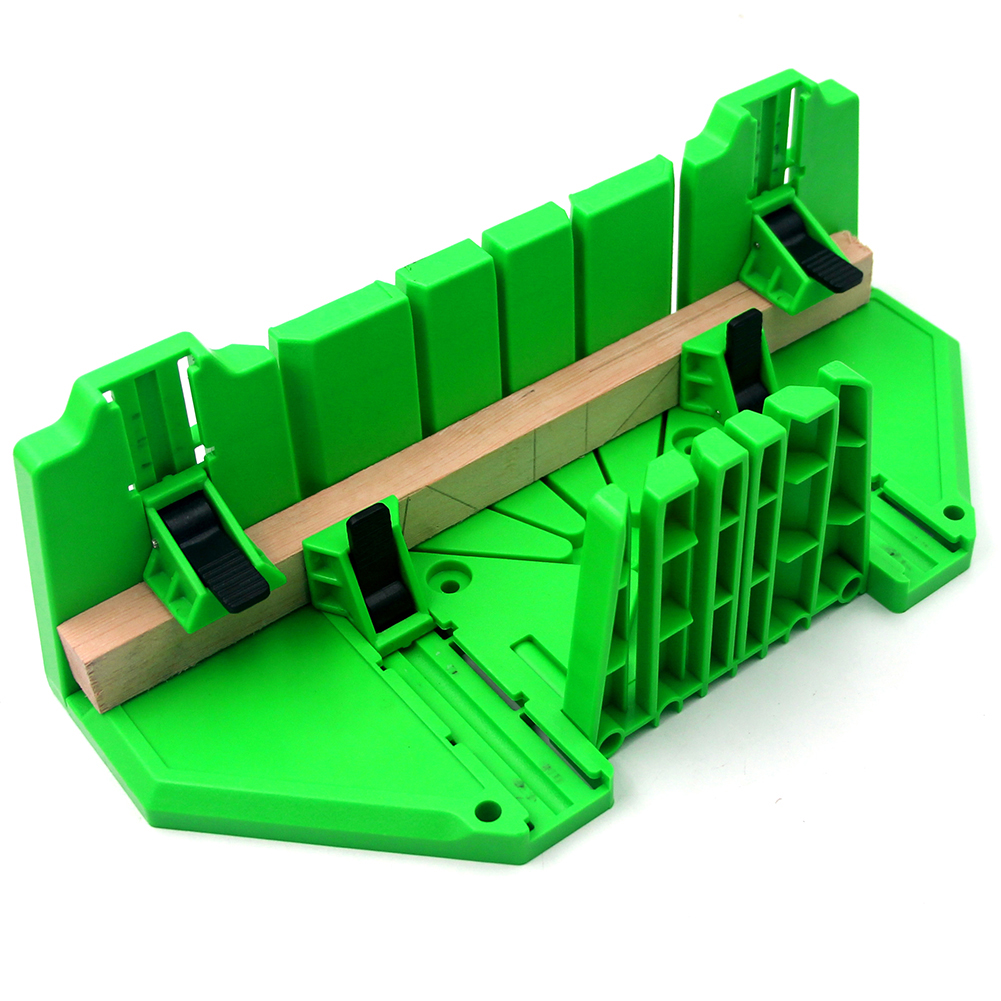 1Pcs Adjustable Woodworking Saws Box Diagonal Saw Cabinet 45 90 Degree Saw Box Angle Saw Oblique Cutting Groove