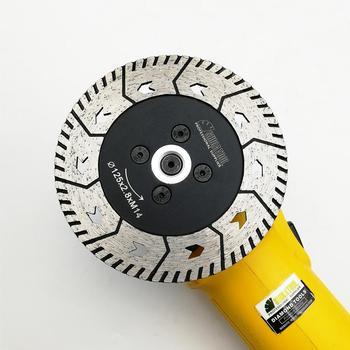 Diamond Cutting Grinding Disc Dual Saw Blade Cut Grind Sharpen Granite Marble blades |115mm or 125mm | 1pc