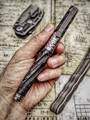 Tactical Pen Carbon Faser Titan Legierung selbstverteidigung Verteidigung Stift Angriff Überleben EDC Überleben Pen-in Brecheisen aus Werkzeug bei