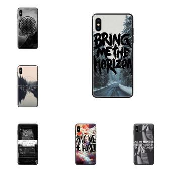 On Sale Phone Case For Samsung Galaxy S5 S6 S7 S8 S9 S10 S10e S20 edge Lite Plus Ultra Horizon British Metalcore Band Bmth Logo image