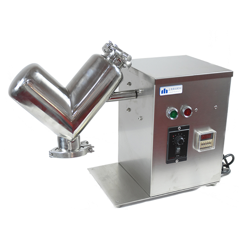 Mixer laboratorium Mixer machine VH2 mixer machine VH mini pulver - Handverktyg - Foto 4