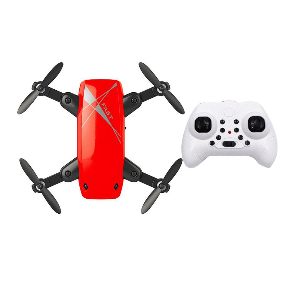 S9 Mini RC Drone With Camera HD No Camera Foldable RTF Quadcopter Altitude Hold One-Key Return Helicopter Headless Aircraft