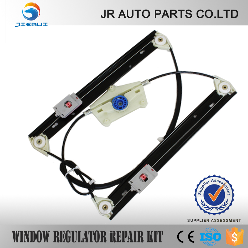 JIERUI FOR AUDI A6 S6 RS6 C6 COMPLETE ELECTRIC WINDOW REGULATOR FRONT LEFT NEW Onwards 2004