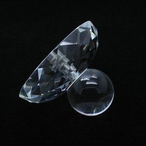 Image 3 - Stabilizzatore bilanciato a disco con morsetto per giradischi LP in cristallo da 90mm stabilizzatore bilanciato a disco, stabilizzatore di peso di smorzamento del giradischi