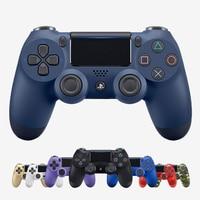 Controller PS4 Wireless Gamepad Bluetooth per PlayStation 4 Pro/Slim/PC/Android/IOS/Steam/DualShock 4 Joystick di gioco
