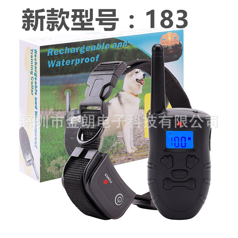 998db Zhi Fei Qi Pet Electronic Neck Ring Electronic Dog Trainer Pet Remote Control Dog Trainer Depth Waterproof Swimming