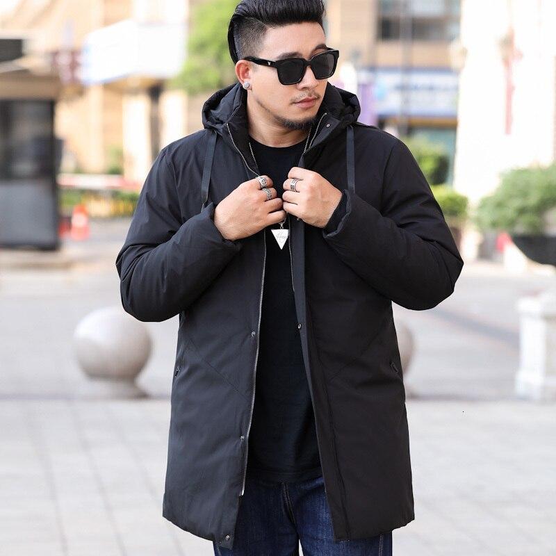 Big  Plus Size 10XL 9XL 8XL Parkas Men Long Cotton Winter Jacket Coat For Men Warm Brand Thick Jacket Parka Homme Tops-20 Grade