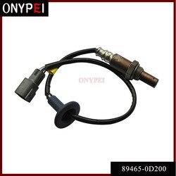 O2 czujnik tlenu 89465-0D200 do 08-13 Toyota Yaris ZSP91 1ZRFE Vios ZSP92 1ZRFE 894650D200