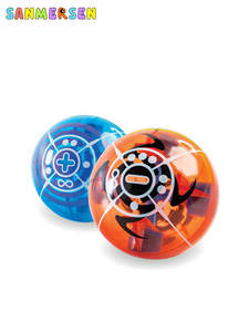 Toy Magnetic-Balls Creative-Controlled Electronic Boys Children Power-Ring-Toys Finger-Induction