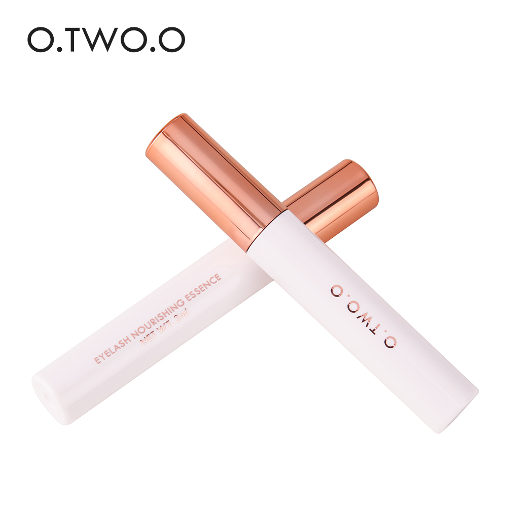 O.TWO.O Eyelash Growth Serum Essence For Eyelashes Enhancer Lengthening Thicker 3ml