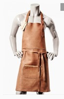 Apron Leather Work Catering High Beauty