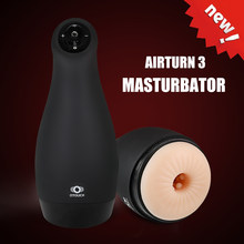 OTOUCH Real Sucking Male Masturbator Strong Clip Suction Blowjob Deep Throat Automatic Masturbation Cup Oral Sex Toys For Men
