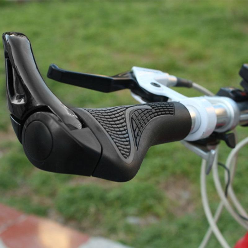 Bicycle Grips Ergonomic Hand Rest Shock Absorption Handlebar MTB Bike Cycling