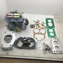 Карбюратор SherryBerg 38x38 weber модель 38/38 клиновидный DG FAJS карбюратор + адаптер + воздушный fitler адаптер для Toyota Datsun Nissan Suzuki