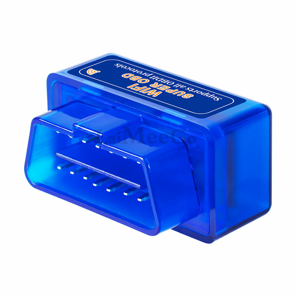 ELM327 WiFi Bluetooth V1.5 PIC18F25K80 Chip OBDII Diagnostic Tool IPhoneAndroidPC ELM 327 V 1.5 ICAR2 Auto Scanner Code Reader (1)